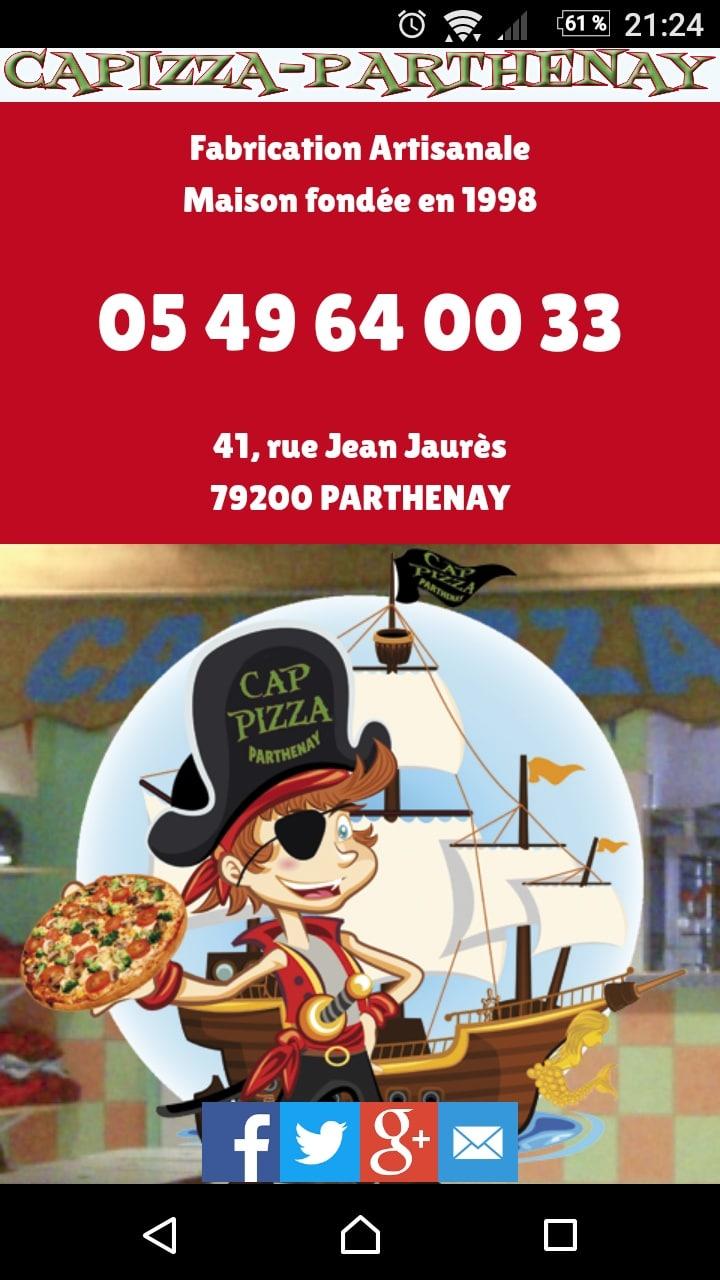 CapPizza Parthenay Mobile4.7