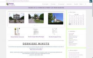 Mairie d Ossey-Les-Trois-Maisons