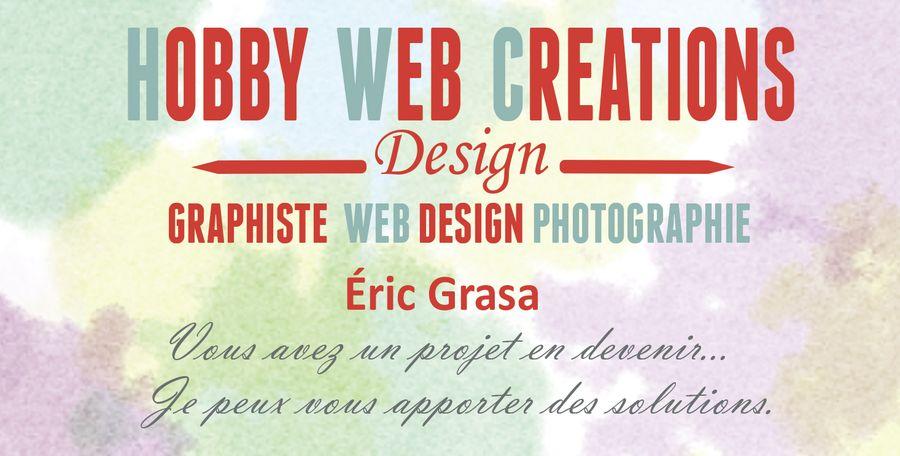 Eric GRASA HobbyWebCreations