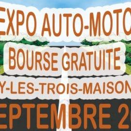 Expo Auto-Moto 2015 – 6 septembre