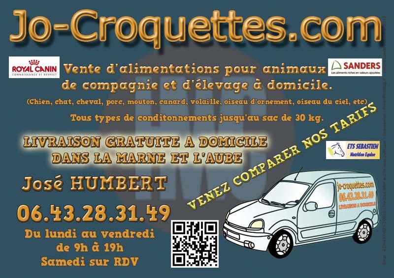 Flyer Jo-Croquettes.com 2013