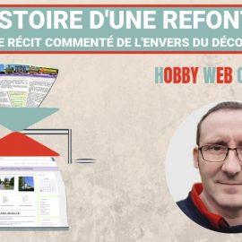 Histoire d'une refonte by Eric Grasa