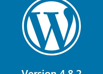 Mise à jour WordPress 4.8.2